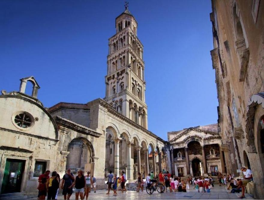 Croatia Island Hopping South Adriatic - standard from Split