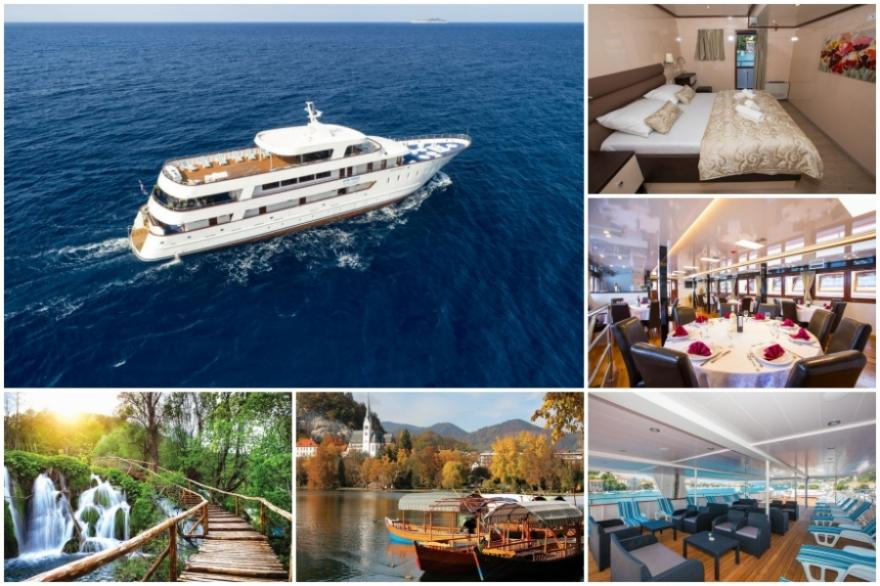 DISCOVER THE WESTERN BALKANS + HIGHLIGHTS OF SOUTH ADRIATIC CRUISE by Adriatic Pearl or similar - Combo 2019 - from Zagreb