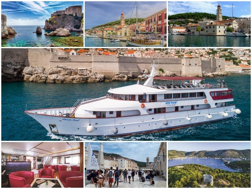 HIGHLIGHTS OF SOUTH ADRIATIC Cruise 2019 by Adriatic Pearl