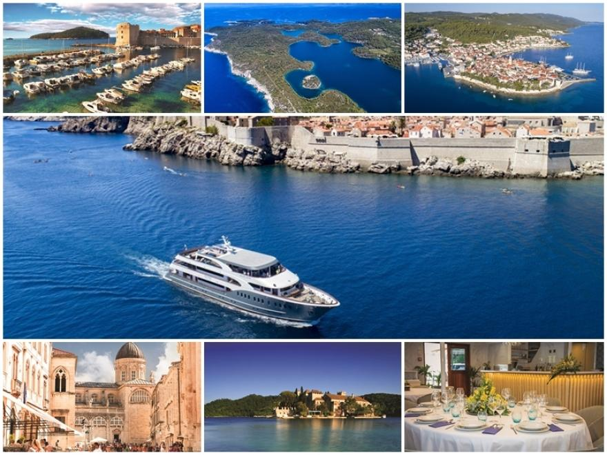 DALMATIAN ISLANDS Cruise 2019 by Agape Rose - from Dubrovnik
