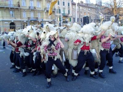 "Halubian Bell Bearers ""Zvoncari"" – Rijeka Carnival attraction & prehistoric tradition"