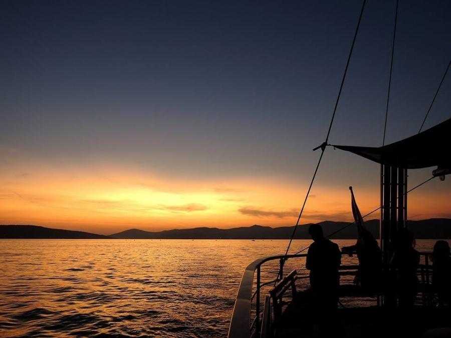 Sunset Cruise from Split