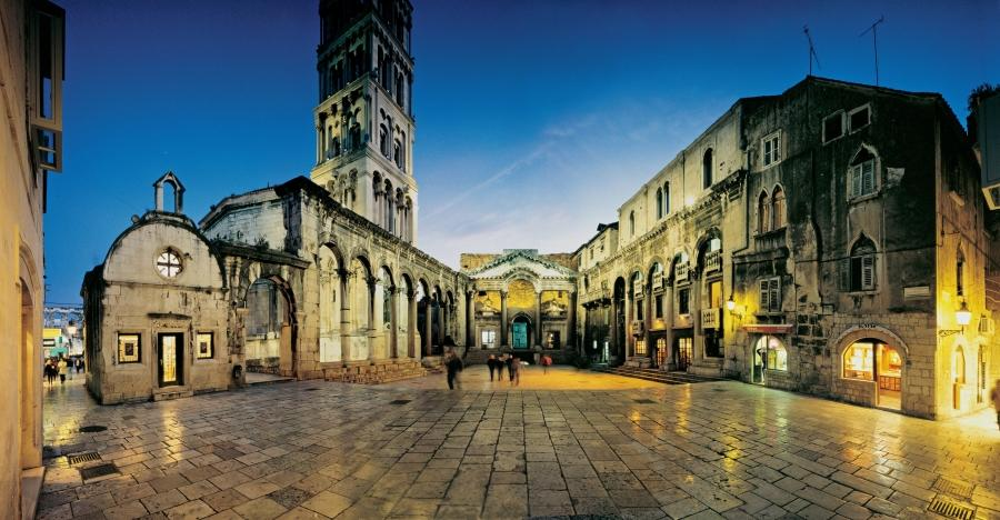 Split and Trogir from Split