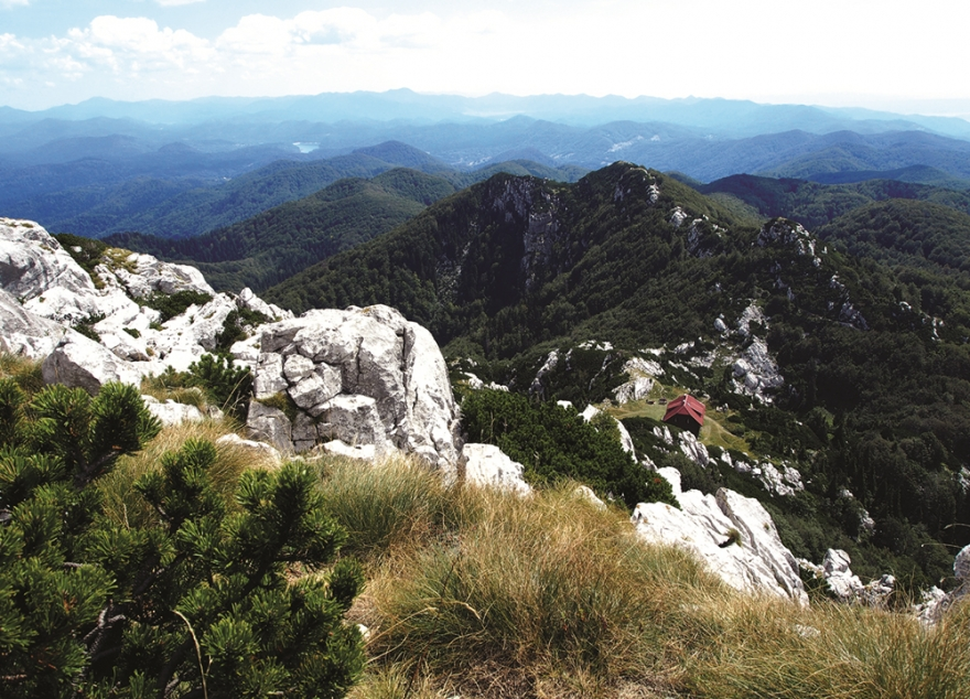 CROATIAN HIGHLAND ADVENTURE - 2019 from Zagreb or Rijeka