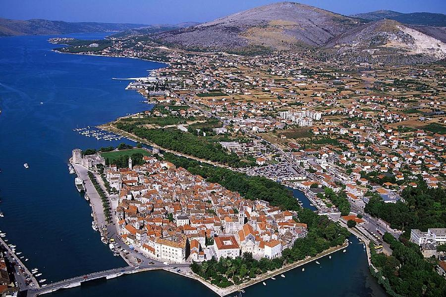 Trogir & Split from Sibenik and Trogir