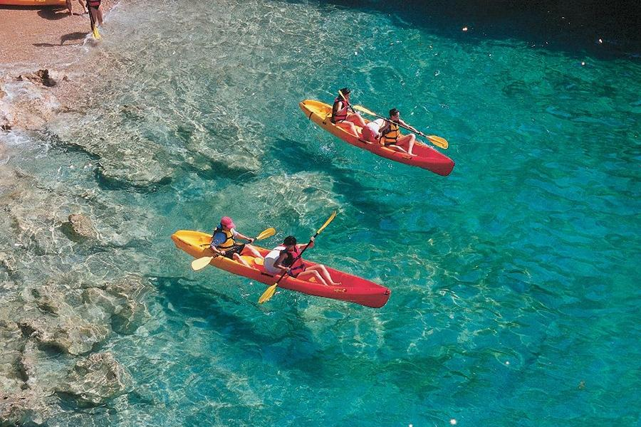 Sea Kayaking without transfer from Dubrovnik