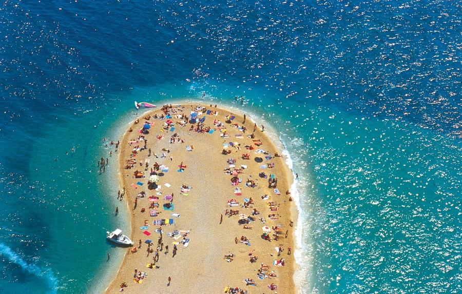 Fish picnic by Voga from Makarska