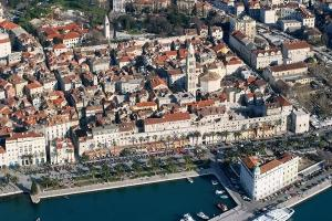 Split - Trogir from Makarska