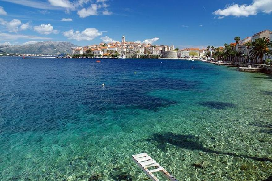 Croatia Island Hopping Dalmatia - classic from Split